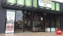Polisi Sebut Tak Ada Penjarahan di AEON JGC, Hanya Perusakan