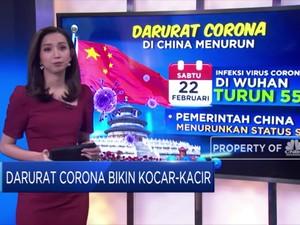 Darurat Corona Bikin Dunia Kocar-Kacir