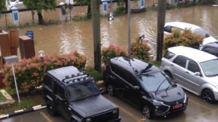 Banjir di Jakarta kali ini dianggap paling parah, benarkah?