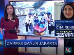 Banjir Jakarta, KAI: Perjalanan Jarak Jauh & KRL Terganggu
