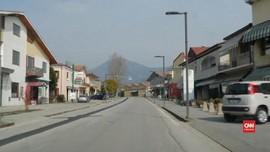 VIDEO: Kondisi Kota di Italia Saat Karantina Virus Corona