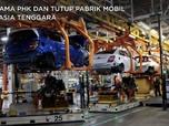 Sayonara! Chevrolet PHK 1.500 Orang & Honda Tutup Pabrik