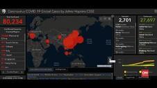 VIDEO: Korban Tewas Terinfeksi Covid-19 2.701 Orang