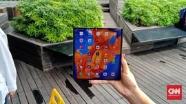 Mengadu Ponsel Lipat Huawei Mate Xs Vs Samsung Galaxy Fold