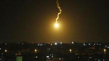 Balas Serangan Udara Israel, Milisi Gaza Tembak Roket
