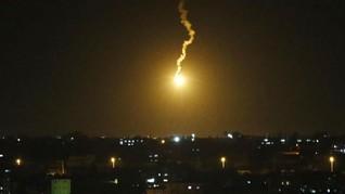 Dua Roket Kembali Hantam Kedubes AS di Irak