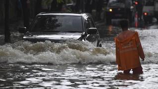 Adu Gagasan Banjir 2 Cawagub DKI: Tambah Duit, Perbanyak RTH