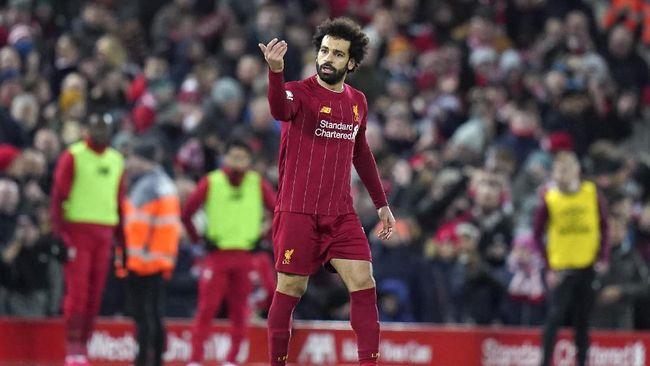 Hasil Liga Inggris: Liverpool Menang Tipis Atas West Ham