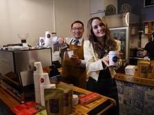 Angkat Kopi Jabar, Kang Emil Buka Jabarano Cafe di Australia