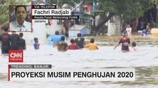 VIDEO: Proyeksi Musim Penghujan 2020