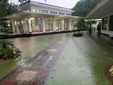 Respons Istana Kebanjiran, Menteri PUPR: Di Mana Banjirnya?