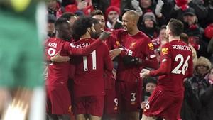 Lawan Watford, Liverpool Berpeluang Besar Pecahkan Rekor