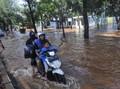 Banjir Jakarta, PLN Setop Aliran Listrik