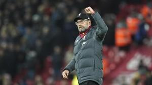 Klopp Tak Mau Besar Kepala Lihat Dua Rekor Hebat Liverpool