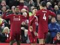 FOTO: Liverpool Susah Payah Kalahkan West Ham