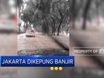 Guyz. Ternyata BMKG Sudah Kasih Peringatan Banjir Jakarta