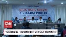 VIDEO: Evaluasi Kinerja Ekonomi 100 Hari Jokowi-Ma'ruf