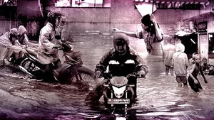 Jakarta Banjir Terus