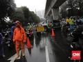 Daftar 30 Ruas Jalan Masih Terjebak Banjir Hingga Sore Ini