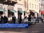 Corona Memicu Pembelian Panik di Italia