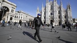 Pasien Virus Corona Melonjak, PM Italia Salahkan RS