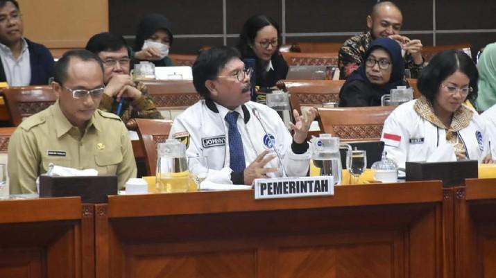 DPR mempertanyakan jaminan bahwa RUU PDP tidak akan disalahgunakan pemerintah untuk akses data warga?