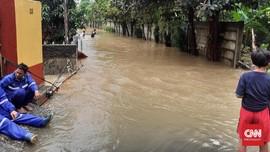 Bocah di Tamansari Jakbar Hanyut saat Banjir Belum Ditemukan