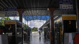 Ruas Tol Bekasi Barat 2 dan Cikunir Ditutup Sementara
