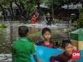 Empat Remaja Hanyut di Kali usai Banjir di Tangsel