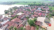 VIDEO: Video Drone Banjir Karawang