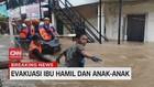 VIDEO: Evakuasi Ibu Hamil dan Anak-anak