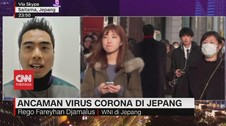 VIDEO: Ancaman Virus Corona di Jepang