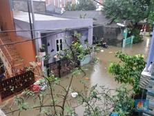 Hujan Ekstrem, Cakung Timur Kembali Dilanda Banjir