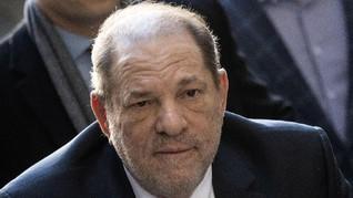 Harvey Weinstein Dihukum Penjara 23 Tahun