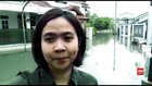 Video: Vlog Kondisi Banjir di Komplek Perdagangan Ciledug