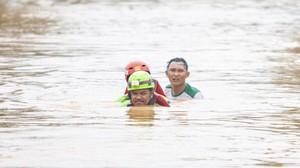 Empat Tewas dalam Bencana Banjir Jakarta, Bekasi dan Tangsel