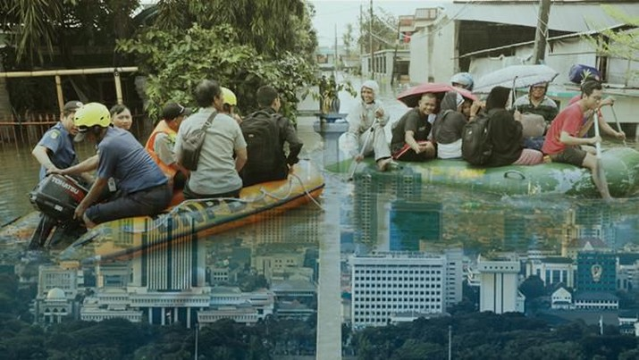 Rain Tax, Instrumen Fiskal Pengendali Banjir?