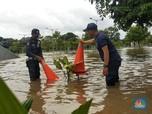 Jakarta Banjir, BRI Dirikan Posko Bantuan Bencana