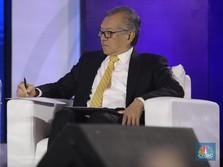 Bos LPS: Ekonomi RI Stabil, Tidak Ada Rush