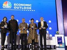 Streaming: CT Hingga Sri Mulyani Membaca Arah Ekonomi 2020