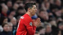 Daftar Top Skor Liga Champions: Lewandowski Kembali ke Puncak