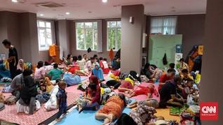 Pengungsi Kampung Melayu: Pilih Kebanjiran Daripada Digusur