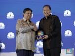 Airlangga Buka-Bukaan Dampak Positif Omnibus Law