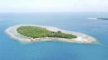 FOTO: Melihat dari Dekat Sebaru Kecil, Pulau Observasi Corona