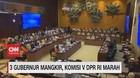 VIDEO: 3 Gubernur Mangkir, Komisi V DPR RI Marah