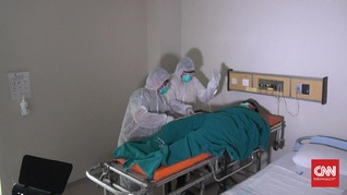 Telkom Konfirmasi Suspect Virus Corona Meninggal di Cianjur