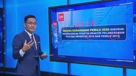 VIDEO: Indeks Kerawanan Pemilu 2020 Versi Bawaslu