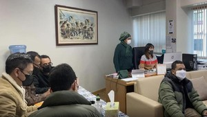 Dekat Lokasi Virus Corona, KBRI Seoul Tutup Sementara