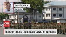 VIDEO - Husein: Pulau Sebaru Dipilih Karena Pulau Kosong