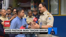 VIDEO: Anies Pastikan Akan Tangani Banjir